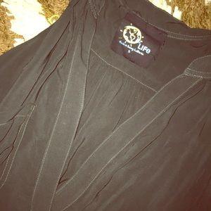 Blue life (FROM REVOLVE) silk sleeveless dress
